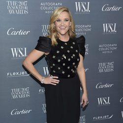 Reese Witherspoon en los premios Magazine en la ciudad de Nueva York