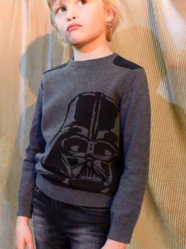 Jersey de Darth Vader de la colección especial 'Star Wars x IKKS'