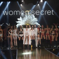 Desfile de la colección 'Wanted' en la Women'secret night 2017