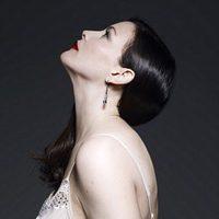 Liv Tyler con body lencero de la colección 'Triumph Essence'
