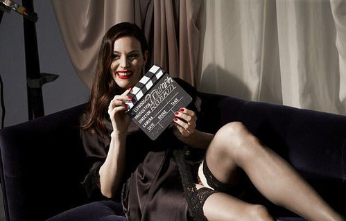 Liv Tyler, imagen de la colección 'Triumph Essence'