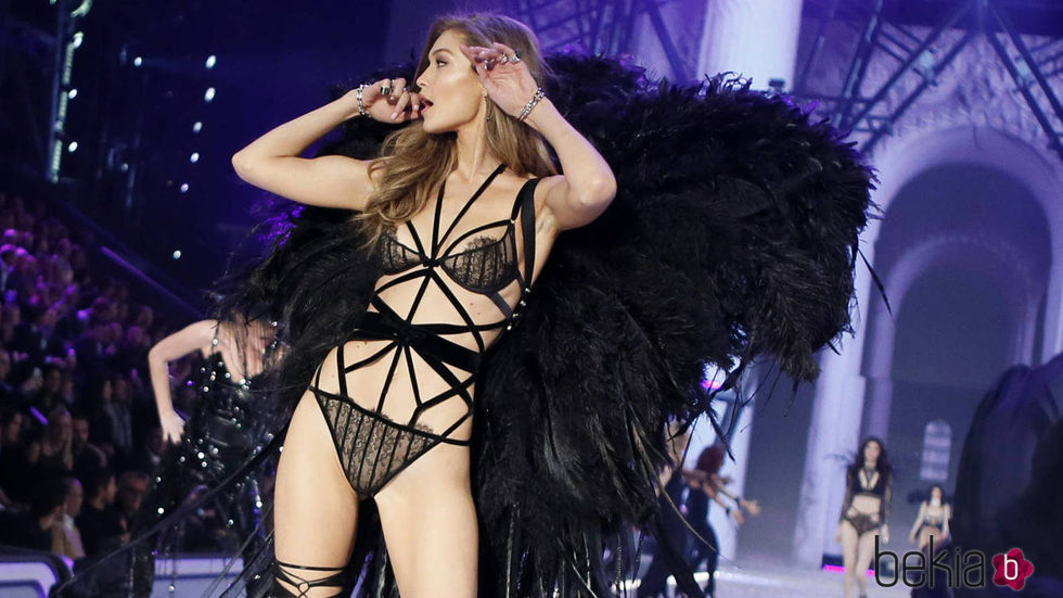 Gigi Hadid no desfilará en el Victoria's Secret Fashion Show 2017 en China