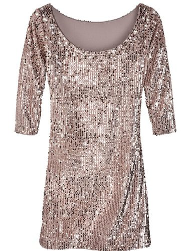 Vestido de la colección 'Let's Celebrate' Esmara by Lidl mid winter 2017/2018