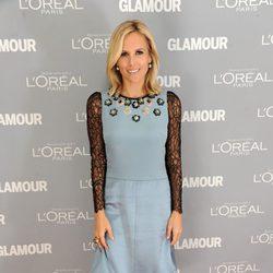 Look de Tory Burch en el premio Glamour a la Mujer del Año