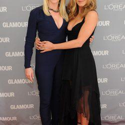 Photocall de los invitados al premio Glamour a la Mujer del Año