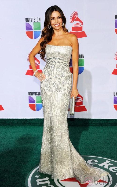 Look de Sofía Vergara en los Grammy Latinos 2011