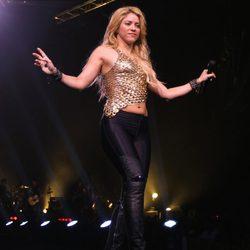 El look de Shakira en imágenes