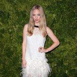 Look de Amanda Seyfried en la fiesta de Vogue en Nueva York