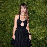Look de Olivia Wilde en la fiesta de Vogue en Nueva York