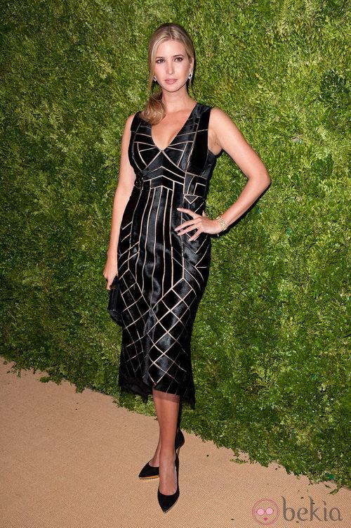 Look de Ivanka Trump en la fiesta de Vogue en Nueva York