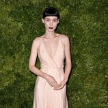 Look de Rooney Mara en la fiesta de Vogue en Nueva York