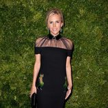 Look de Tory Burch en la fiesta de Vogue en Nueva York