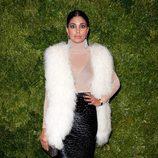 Look de Rachel Roy en la fiesta de Vogue en Nueva York