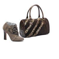 BF Colección Europa lanza sus nuevos bolsos y zapatos otoño/invierno 2011/2012