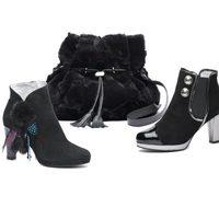 Nuevos bolsos y zapatos de BF Colección Europa para este otoño/invierno 2011/201212