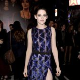 Kristen Stewart con un vestido de Donna Karan