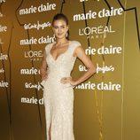 Vestido de Irina Shayk en los premios Marie Claire