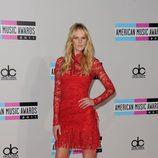 Look de Anna V en los AMA 2011