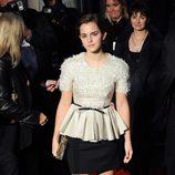 Emma Watson en la premiere de 'My week with Marilyn'