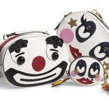 Bolsos inspirados en el circo de la colección cápsula de Tod's diseñada por Anna Dello Russo