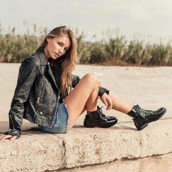 Colección de botas inspiradas en el estilo militar de la firma Xti