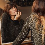 Lou Doillon con jersey de & Other Stories de la colección 'Celebration 2017'