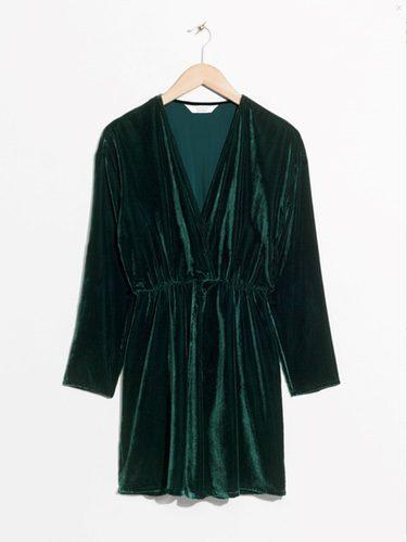 Vestido verde de & Other Stories de la colección 'Celebration 2017'