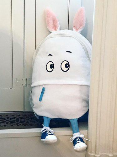 Mochila 'Ebbit' diseñada por Sarah Jessica Parker para Gap Kids