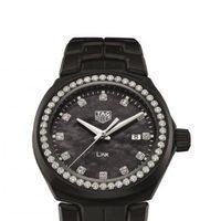 Reloj Link Lady inspirado en Bella Hadid de la firma Tag Heuer