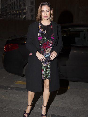 Blanca Suárez con vestido de lentejuelas en los premios 'Harpers Bazaar Actitud 43' en Madrid