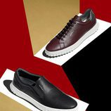 Zapatillas deportivas masculinas de la colección Navidad 2017 de Salvatore Ferragamo