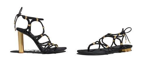 Zapatos de la colección Navidad 2017 de Salvatore Ferragamo