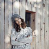 Pijama gris y blanco de Promise de la colección 'Pijama party' para este invierno