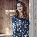 Pijama de flores de Promise de la colección 'Pijama Party' para este invierno