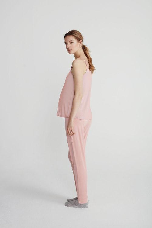 Pijama para embarazada de Promise de la colección 'Pijama Party' para este invierno