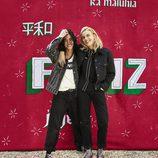 Pantalones y cazadoras para mujer de  'The Levi's Holiday 2017 Collection'