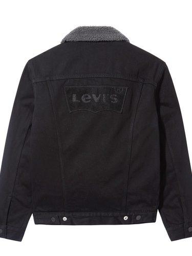 Cazadora 'Shearling Trucker Jacket' para hombre de 'The Levi's Holiday 2017 Collection'