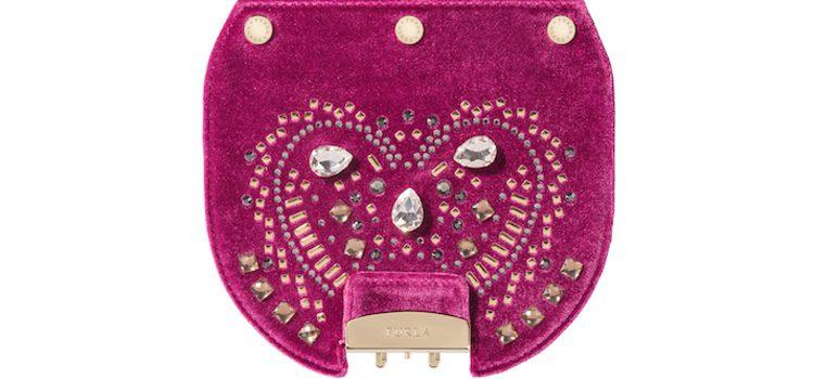 Bolso 'My Play Furla' rosa con corazón de la propuesta de Furla para San Valentín 2018