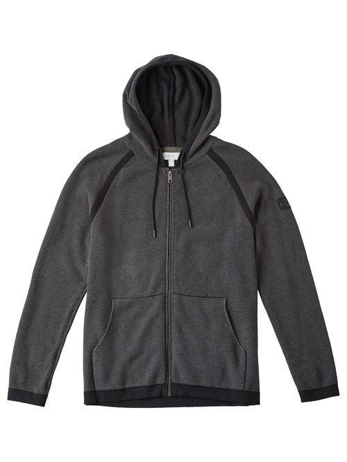 Sudadera gris oscuro para hombre de la colección de Primavera-Verano 2018 de Esprit
