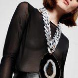 Collar XXL de Uterqüe colección 'Atelier 2017'