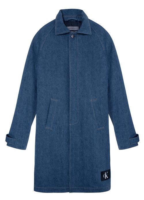 Abrigo denim masculino de Calvin Klein de la colección primavera jeans 2018