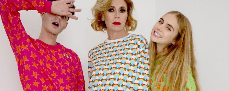 Agatha Ruiz de la Prada colabora con Naïve