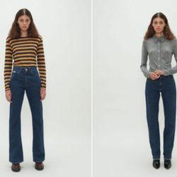 Jeans mom-fit de la colección Fantastic de Alexa Chung 2018