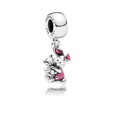 Charm Piglet de la colección de 'Disney x Pandora' para San Valentín