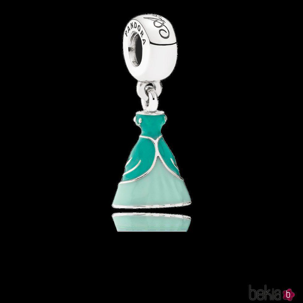 Charm Vestido de Ariel de la colección de 'Disney x Pandora' para San Valentín