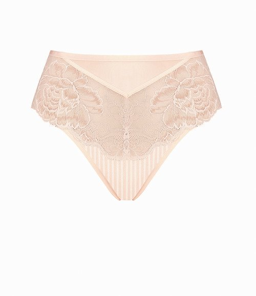 Culotte Peony Florale en color rosa maquillaje de la colección especial para novias de Triumph