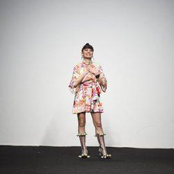 María Escote presenta la campaña otoño/invierno 2018/2019 en la Madrid Fashion Week