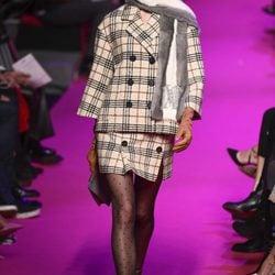 Desfile de Jorge Vázquez en la Madrid Fashion Week otoño/invierno 2018/2019