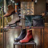 Zapatos y bolsos de la colección otoño/invierno 2017/2018 de hombre de Jimmy Choo