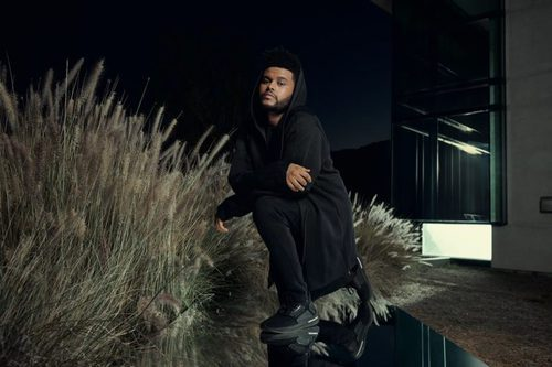 The Weeknd se convierte en imagen de Puma  para sus zapatillas Ignite Limitless SR